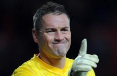 Blackburn keeper Paul Robinson sidelined by blood clot