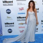 Shania Twain made an appearance, turns out she's still a total stunner.  Tammie Arroyo/AFF/EMPICS Entertainment