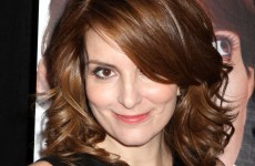Why we really want to go on a night out with Tina Fey