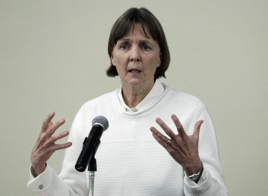 Defence lawyer Judy Clarke.