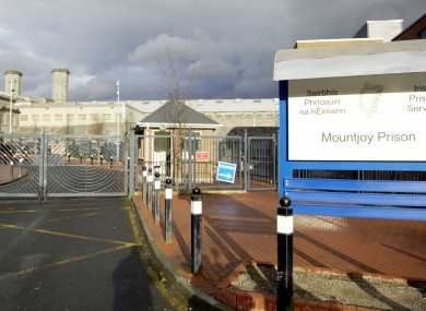 File photo of Mountjoy Prison
