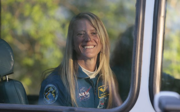 chris nyberg astronaut - photo #21