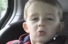 All the kids dancing in their car-seats your Friday morning needs
