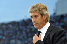Manuel Pellegrini insists no deal signed with City… yet