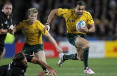 Digby Ioane knee op forces Wallabies rethink on wing