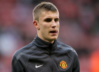 Sean McGinty was the last player to be let go by Alex Ferguson.