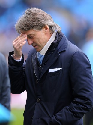 It's been confirmed tonight that Roberto Mancini has been sacked by Manchester City.