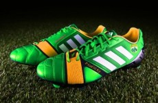 What do you think of 'Paul Galvin's new customised boots' for the Munster final*