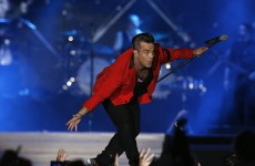 Neil Young, Robbie Williams and Bon Jovi… who won the weekend?