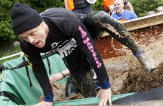 The best and muddiest pictures from the gruelling Hell and Back Challenge
