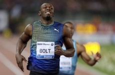 Bolt back with a bang as he streaks home for fastest 200m of 2013