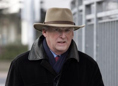 Deputy General Secretary of the union John Kelleher