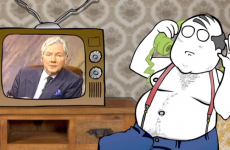 WATCH: Classic Late Late Show sex chat gets animated