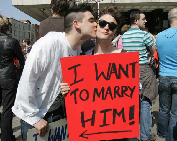 Is gay marriage legal in ireland