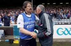 Gaffers Chat: Plunkett and Cunningham on yesterday's Leinster SHC semi final