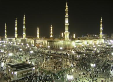 Medina, KSA