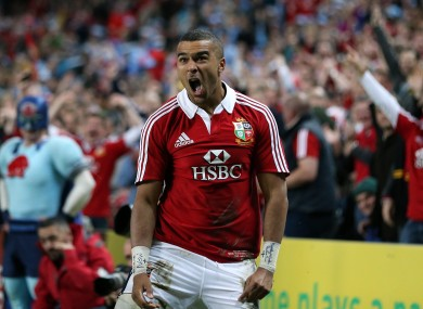 Zebo was denied a try against the Waratahs by the TMO.