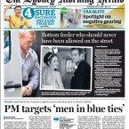 Today's Sydney Morning Herald