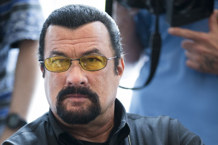 Steven Seagal 2013 Mov...