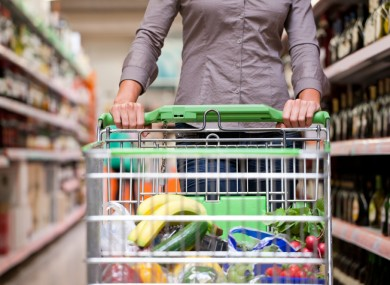 It's costing more and more to fill your trolley - but the rate at which prices are increasing is slowing down.
