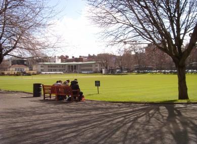 College Park, Trinity College