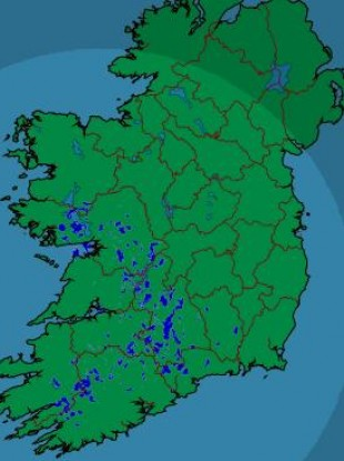 Today's rainfall radar
