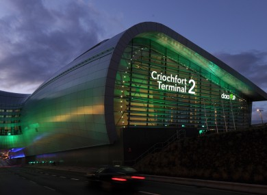 Dublin Airport's Terminal 2