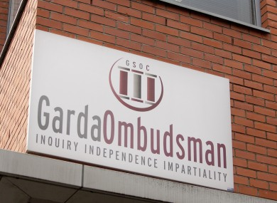 Garda Ombudsman Office in Dublin.