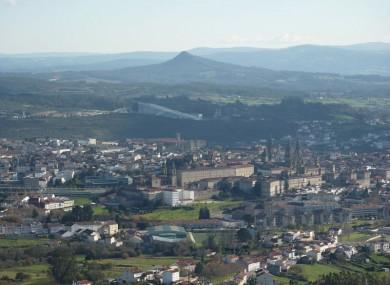 Santiago de Compostela (File photo)