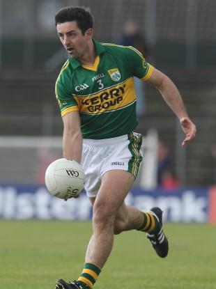 Kerry's Aidan O'Mahony