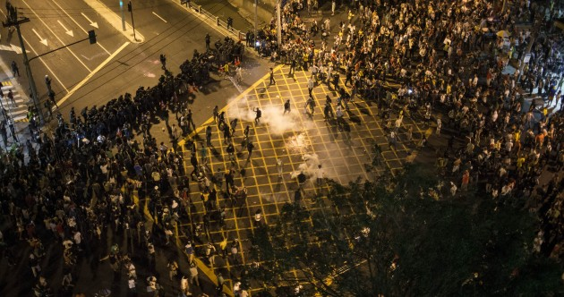 In focus: Unrest sheds light on new face of Brazil