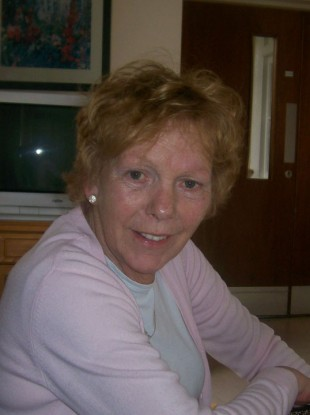 Phyllis Dunleavy of Dublin in 2010.