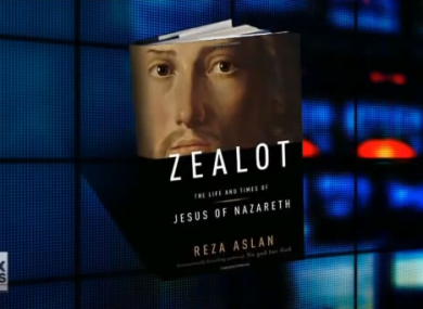 Reza Aslan's book about the history of Christianity