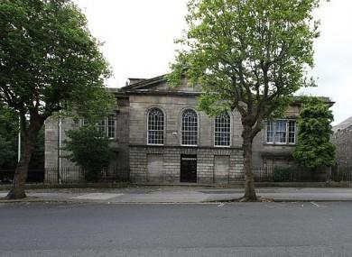 File image of Kilmainham Courthouse