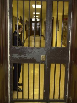 File photo of Mountjoy Prison in Dublin.