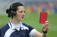 Here's what the new Ladies football RefCam looks like