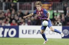 Post Pulis-era Stoke sign Barcelona product Marc Muniesa
