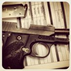 Loaded firearm discovered in a carry-on bag at Austin Bergstrom Airport. (Pic: TSA/Instagram)