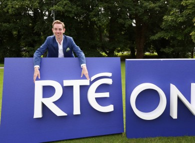 Tubridy at RTÉ autumn schedule launch today