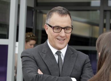 TV3 CEO David McRedmond