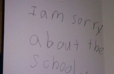 6 very helpful notes from kids to teachers