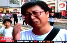 Man meets Kobe Bryant, cries like Justin Bieber fan