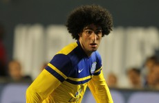 Departures Lounge: Man United begin negotiations over Fellaini move
