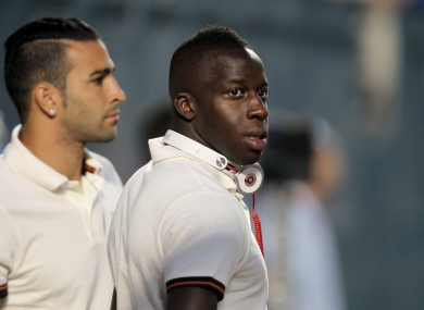 Aly Cissokho has one cap for France.