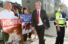 Brian Walsh: 'Seanad abolition is Enda Kenny's baby and I won't go against it'