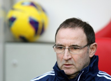 O'Neill has been linked with the job before and the FAI are understood to have approached him at least once.