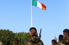 UN delays Irish troops heading to the Golan Heights by three weeks