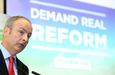 Fianna Fáil thinks Seanad abolition is 'transparently ridiculous', but Fine Gael disagrees