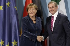 Bruton: At critical moments Angela Merkel has been a very important ally