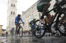 Miserable day for the Irish as rain causes havoc at World Road Championships